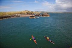 Llandwyn Island Royalty Free Stock Image