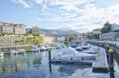 Free Llanes Port Stock Image - 32016461