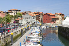 Llanes, Spain Stock Images