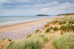 Llangennith Beach Wales Stock Photo