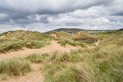 Llangennith Beach Wales Royalty Free Stock Image