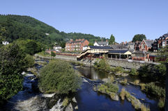 Llangollen Royalty Free Stock Photography