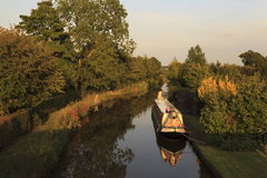 Llangollen Canal Stock Images