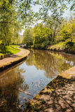 Llangollen Canal Royalty Free Stock Images