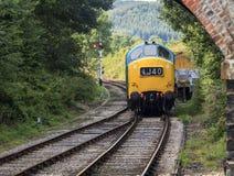 Llangollen heritage railway Stock Images