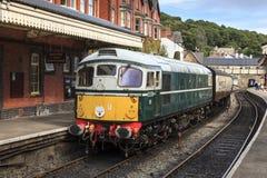 Llangollen Heritage railway Royalty Free Stock Photos