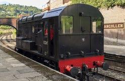 Llangollen heritage railway Royalty Free Stock Photography
