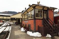 Llangollen heritage railway Royalty Free Stock Images