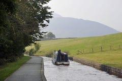 Llangollen Kanal stockfoto