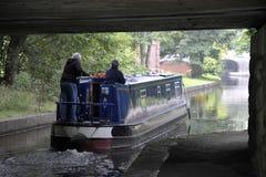 Llangollen Kanal stockbild
