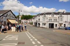 Llangollen North Wales Stock Photo
