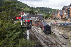 Llangollen Railway Royalty Free Stock Images