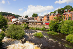 Llangollen Town North Wales Stock Photography