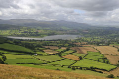 Llangorse Lake Stock Photography