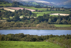 Llangorse lake Stock Images