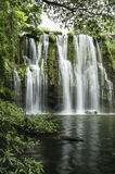 Llanos de Cortez Waterfall Stock Photography
