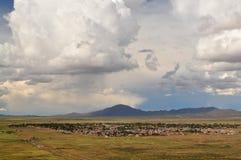 Llanos de la Argentina Imagen de archivo libre de regalías