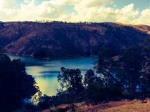 Llanos de Santa Ana Fotografering för Bildbyråer