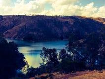 Llanos De Santa Ana Stockbild