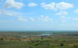 Llanos del halcón Imagen de archivo