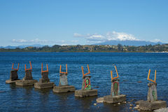 Llanquihue Lake - Puerto Varas - Chile Royalty Free Stock Photography