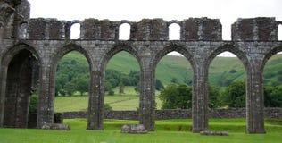 Llanthony Priory Stockfoto