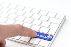 Llave de la transferencia directa imagen de archivo libre de regalías