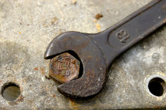 llave del 13MM Imagen de archivo