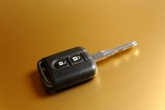 Llave del coche Imagen de archivo libre de regalías