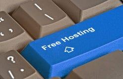 Llave gratis que recibe Imagen de archivo libre de regalías