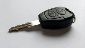 Llave multifuncional del coche fotografía de archivo