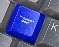Llave para la invención imagen de archivo