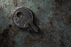 Llave quebrada Imágenes de archivo libres de regalías
