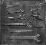 Llaves de la asamblea imágenes de archivo libres de regalías