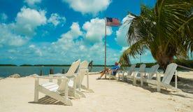Llaves de la Florida imagen de archivo libre de regalías
