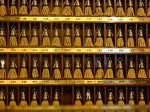Llaves del hotel Fotos de archivo libres de regalías