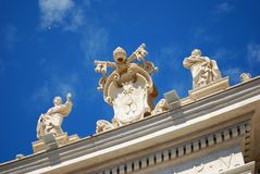 Llaves del ` s de San Pedro Fotografía de archivo