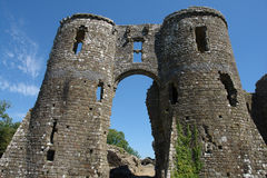 Llawhaden Castle Stock Photography