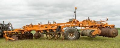 Lle attrezzature agricole sole 600 dei cultipress di simba Immagine Stock Libera da Diritti
