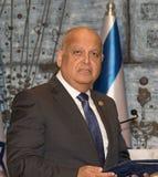 Lle elezioni politiche di 2015 israeliani Fotografie Stock