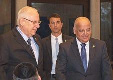 Lle elezioni politiche di 2015 israeliani Immagini Stock Libere da Diritti