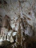 Lle stalagmite Fotografia Stock Libera da Diritti