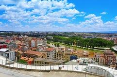 Lleida, Espanha Fotografia de Stock