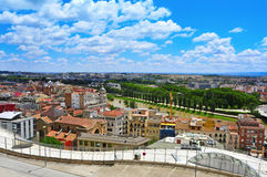 Lleida, Spain Stock Photography