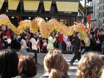 Llevar el dragón Imagen de archivo libre de regalías