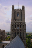 Llevar en batea la Universidad de Cambridge Imagen de archivo