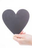 Lleve a cabo el corazón Fotos de archivo