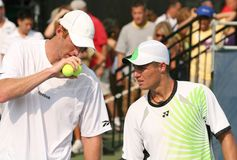 Lleyton Hewitt: Professional tennis player Stock Images