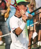 Lleyton Hewitt: tennis player backhand Stock Photography