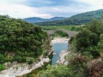Llierca bro Arkivbild